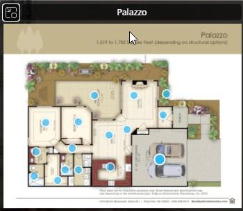 Palazzo Ricoh Floorplan Thumbnail