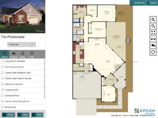 Epcon Communities   Promenade Model Interactive Floor Plan - Thumbnail
